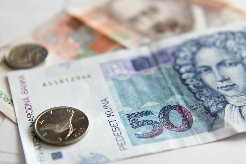 Moneta in Croazia